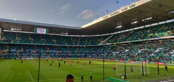 Celtic Park, section: 116, row: M, seat: 17