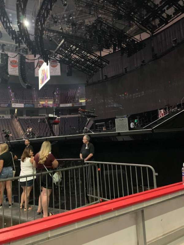 Times Union Center, section: 118, row: Bb, seat: 11