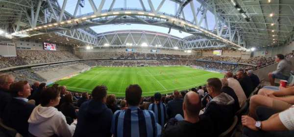 Tele2 Arena, section: B307, row: 10, seat: 276