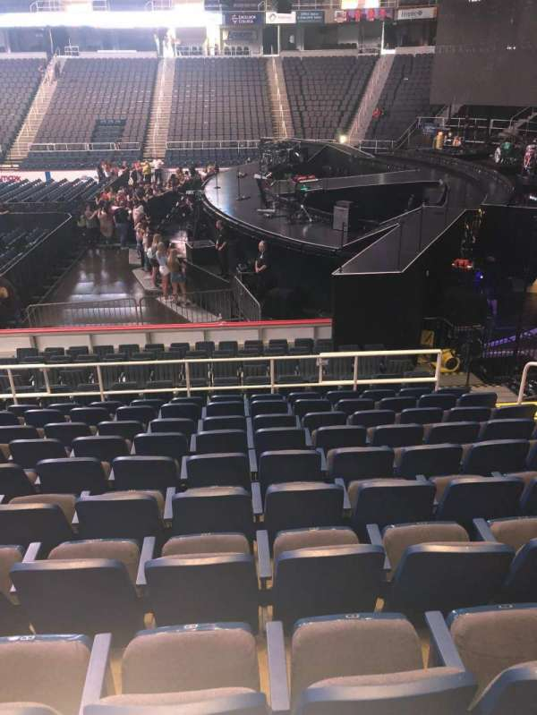 Times Union Center, section: 118, row: K, seat: 7