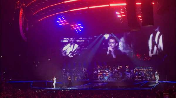 American Airlines Arena, section: 108, row: 10, seat: 10