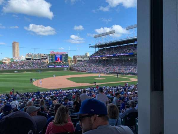 Wrigley Field, section: 209, row: 9, seat: 20