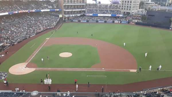 PETCO Park, section: 311, row: 3, seat: 3