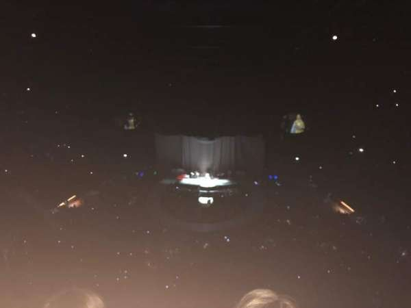 Ziggo Dome, section: 207, row: 6, seat: 233