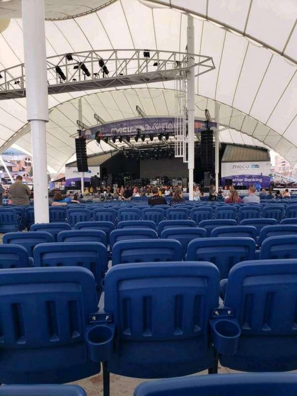 MECU Pavilion, section: 301, row: F, seat: 10
