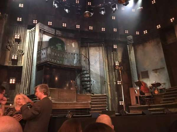 Walter Kerr Theatre, section: Orchestra C, row: E, seat: 113