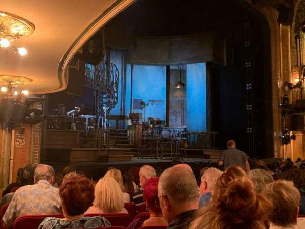 Walter Kerr Theatre, section: Orchestra L, row: L, seat: 21