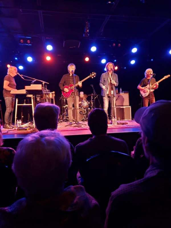 Tupelo Music Hall, section: Lower Level, row: C, seat: 18