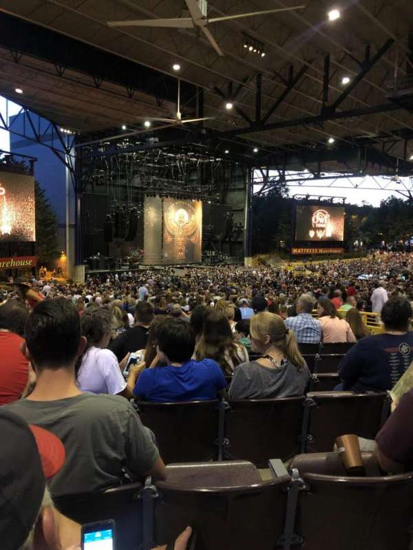 Jiffy Lube Live, section: 305, row: K, seat: 11