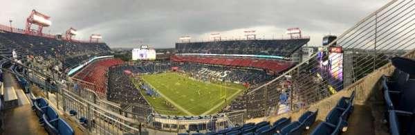 Nissan Stadium, section: 326, row: M, seat: 5