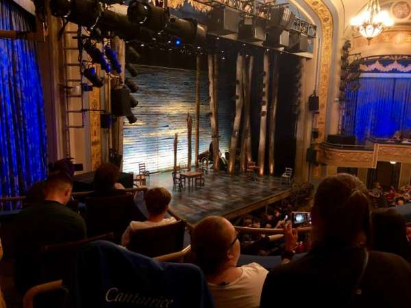 Gerald Schoenfeld Theatre, section: Mezzanine L, row: C, seat: 27