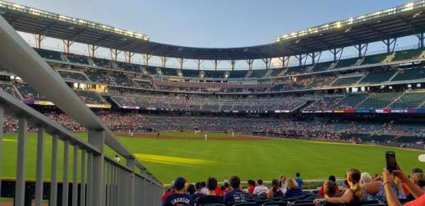 Truist Park, section: 151, row: 15, seat: 18