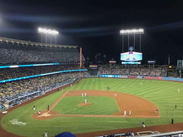 Dodger Stadium, section: 16RS, row: C, seat: 3