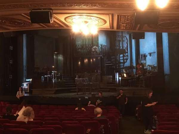 Walter Kerr Theatre, section: Orchestra R, row: S, seat: 6