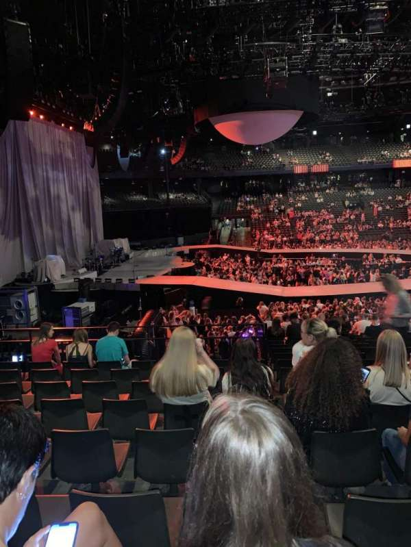 Sportpaleis, section: 154, row: 31, seat: 10