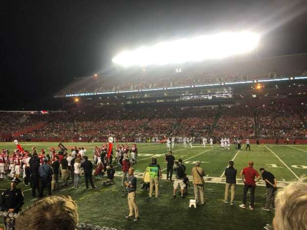 High Point Solutions Stadium, section: 124, row: 3, seat: 2