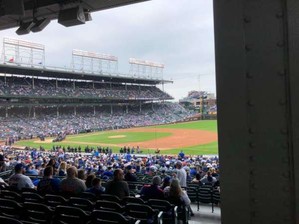 Wrigley Field, section: 228, row: 8, seat: 1
