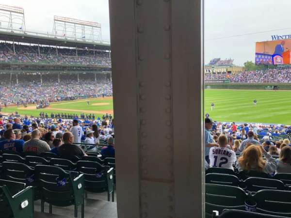 Wrigley Field, section: 228, row: 8, seat: 2