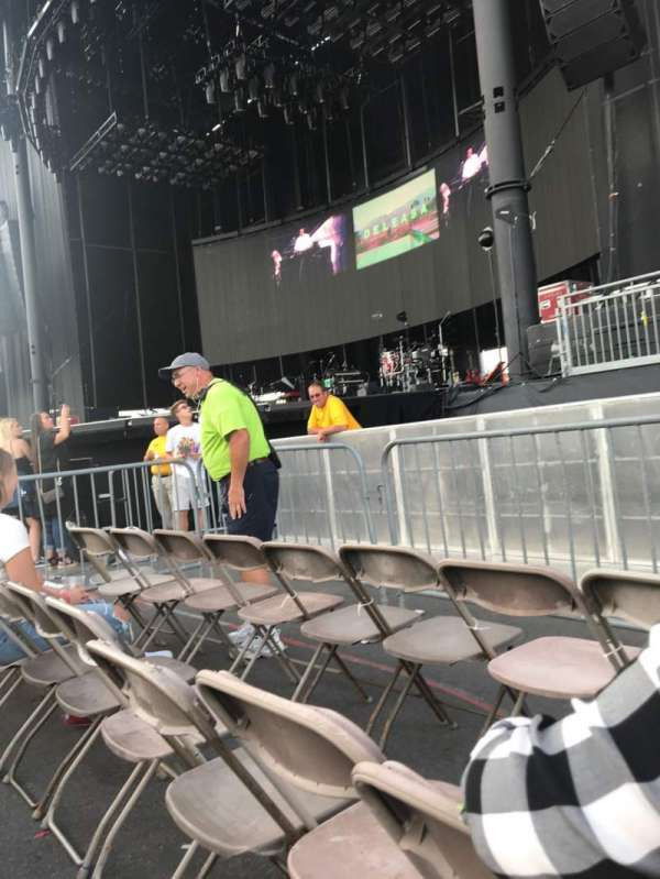 Hershey Park Stadium, section: A, row: 3, seat: 11