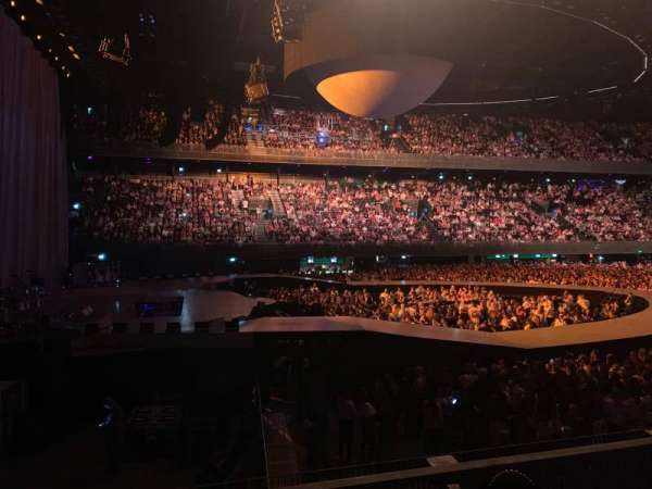 Ziggo Dome, section: 111, row: 3, seat: 401