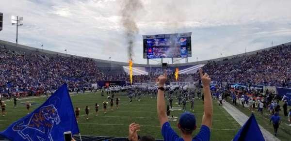 Liberty Bowl Memorial Stadium, section: 111, row: 12, seat: 13