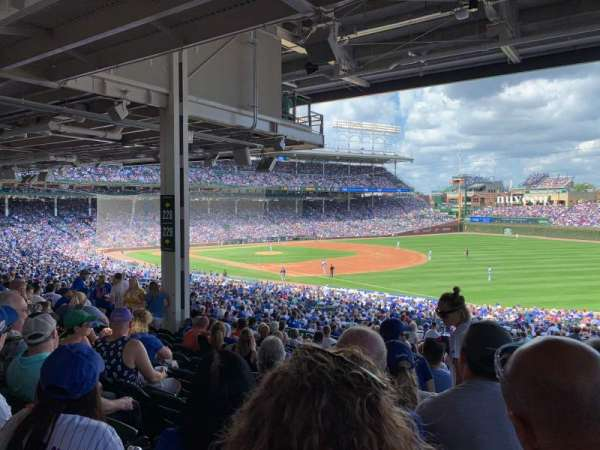 Wrigley Field, section: 229, row: 16, seat: 20