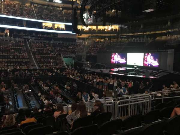 PPG Paints Arena, section: 101, row: L, seat: 10