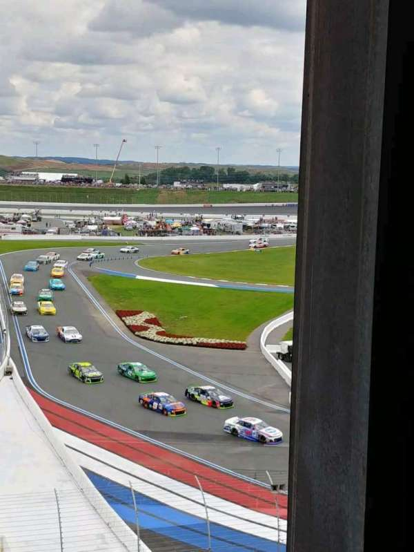 Charlotte Motor Speedway, section: GNT F