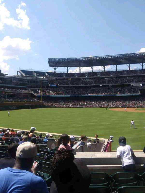 Truist Park, section: 146, row: 13, seat: 5