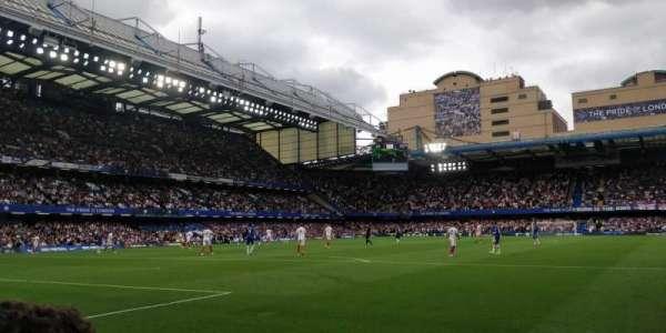 Stamford Bridge, section: Matthew Harding Lower 11, row: C, seat: 40