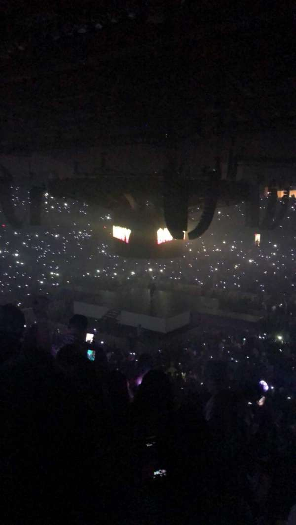 Allstate Arena, section: 209, row: E, seat: 22