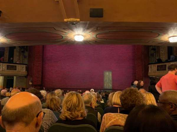 Shubert Theatre, section: Orchestra C, row: R, seat: 102