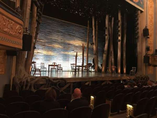 Gerald Schoenfeld Theatre, section: Orchestra L, row: H, seat: 11