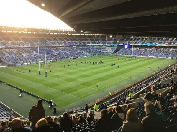 Murrayfield Stadium, section: S2, row: Z, seat: 41