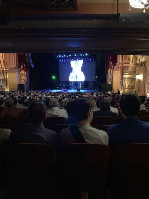 Beacon Theatre, section: Orchestra 2, row: X, seat: 26