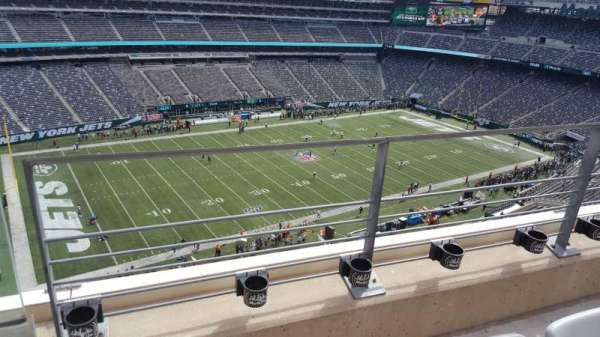 MetLife Stadium, section: 342, row: 2, seat: 26