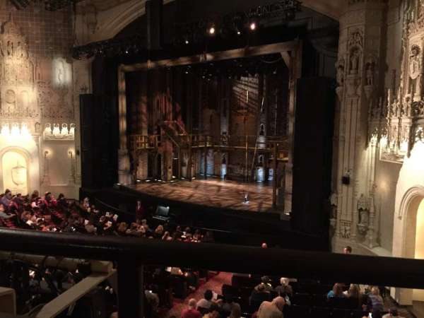 Orpheum Theatre (San Francisco), section: Loge R, row: A, seat: 22