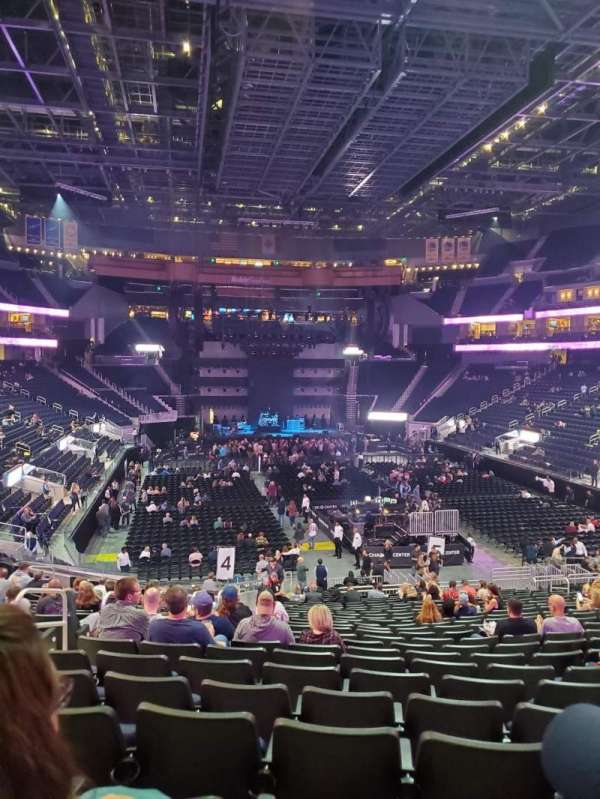 Chase Center, section: 110, row: 24, seat: 18