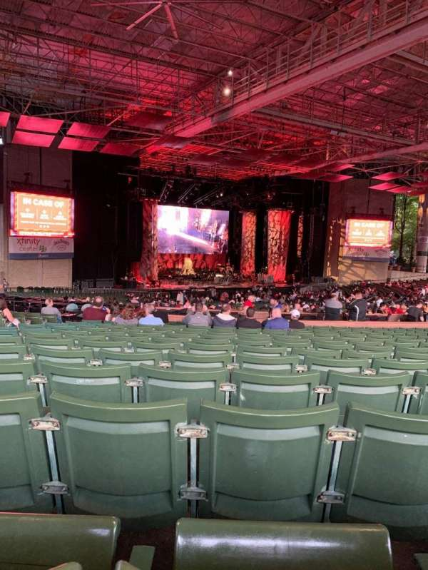 Xfinity Center, section: 7, row: S, seat: 34