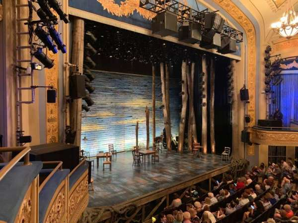 Gerald Schoenfeld Theatre, section: Mezzanine L, row: A, seat: 21