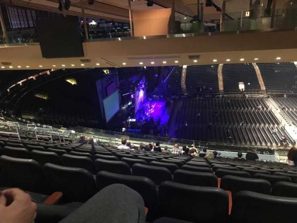 Madison Square Garden, section: 223, row: 22, seat: 12