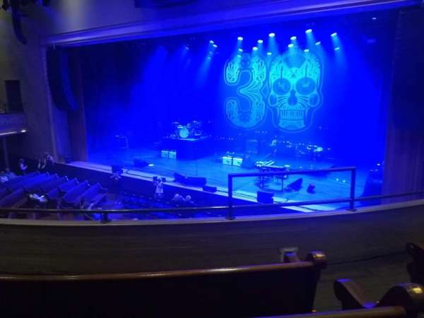 Ryman Auditorium, section: BAL-11, row: D, seat: 3