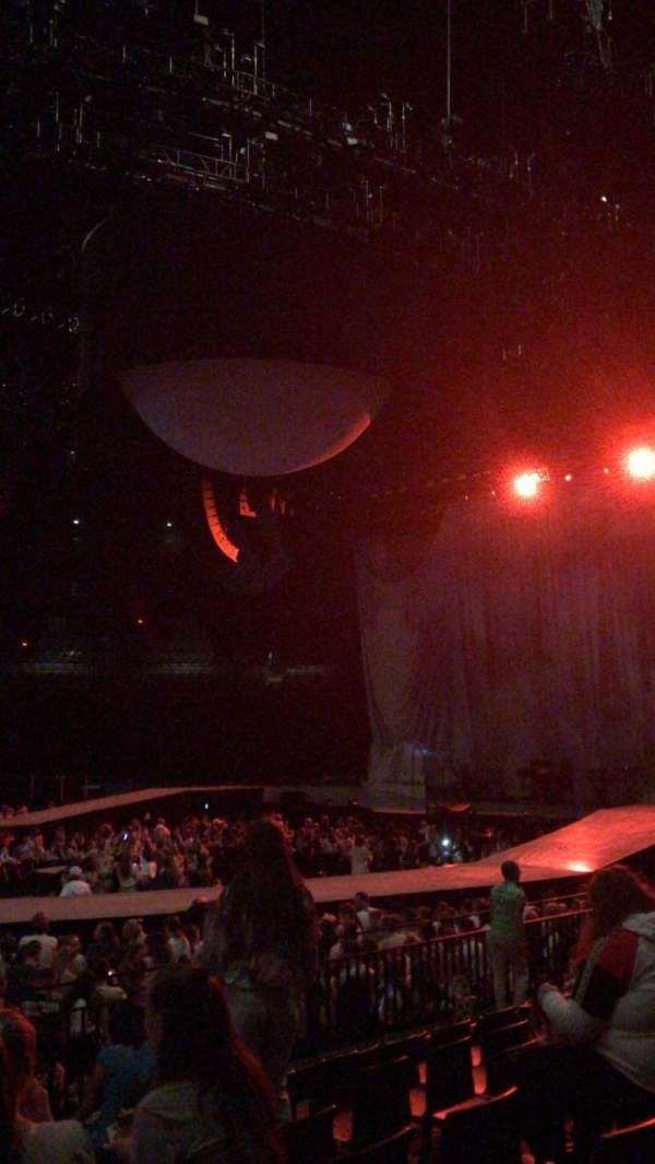 Sportpaleis, section: 115, row: 17, seat: 7