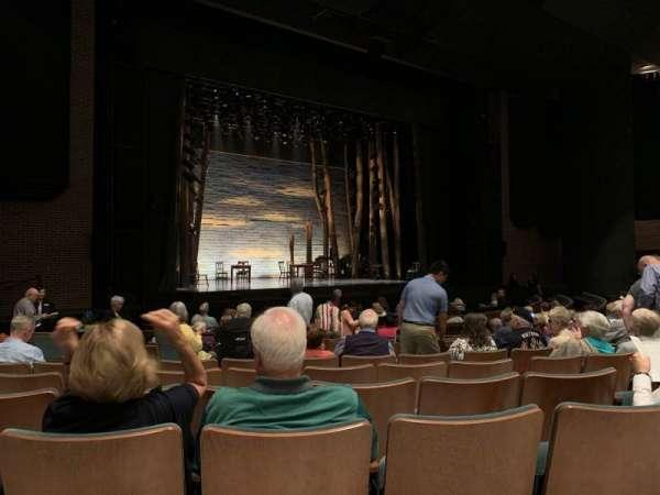 Cobb Great Hall, section: IPlatform, row: I, seat: 45