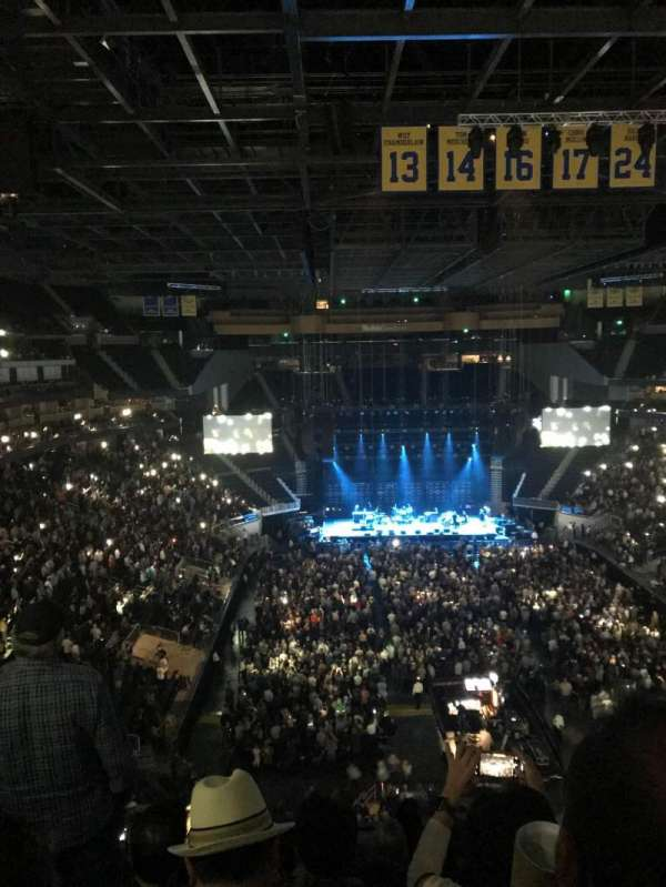Chase Center, section: 224, row: 7, seat: 9