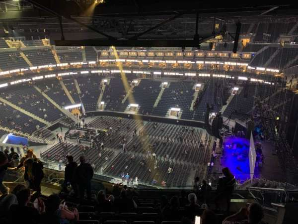 Chase Center, section: 204, row: 17, seat: 15
