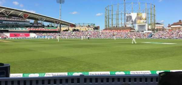 Kia Oval, section: Lower Bedser, row: CCC
