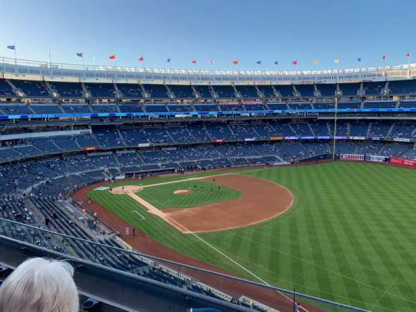 Yankee Stadium, section: 310, row: 3, seat: 5