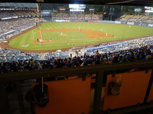 Dodger Stadium, section: 120LG, row: W, seat: 1