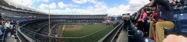 Yankee Stadium, section: 306, row: 1, seat: 15